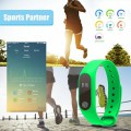 0.42 Inch OLED APP Message Reminder Heart Rate Monitor Smart Wrist Watch