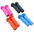 1Pair Kids Bicycle Handlebar Grips Skating Stroller Tricycle Handle Bar Grips