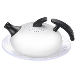 AS101 Mini Teapot Shaped Speaker USB Desktop Subwoofer Speaker For PC Laptop