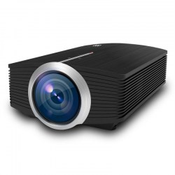 LED Video Projector 1500LM Multimedia Projector HD Home Cinema Theater YG500