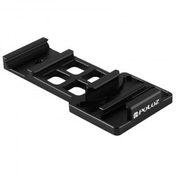 PU201 Cantilever Picatinny Gun Rail Mount for GoPro HERO Accessory