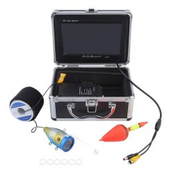 1000TVL Underwater Fishing Camera Kit Lake Under Water Video Fish Finder