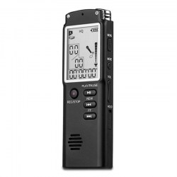 Digital Voice Recorder 8G or 16G USB 2.0 Audio Voice Recording Pen MP3 Player