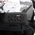 EJEAS V6Pro Bluetooth Motorcycle Interphone Helmet Intercom Headset with Mic