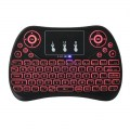 2.4GHz Wireless Air Mouse QWERTY Keyboard Remote Control Touch Pad Keyboard