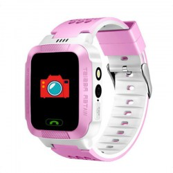 "1.4"" Smart Wrist Watch Phone Anti-lost Children GPS Tracker SOS Call Camera"
