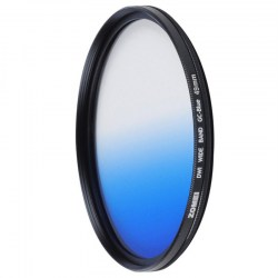 Professional 49/52/58/67/72/77mm Ultra Thin Camera Round Filter