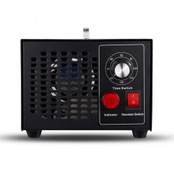 3.5g 220V Ozone Generator Household Air Purifier Ozonator Timer Air Cleaner