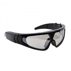 1080P Motion Sensor Video Recording Eyewear Sport Sunglasses Hidden Camera