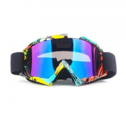 Motorcycle Rider Wear X600 Motocross Riding Ski Protective Goggles for Outdoor