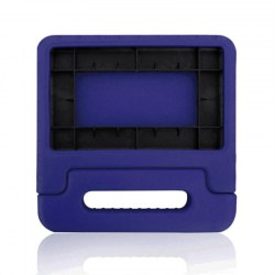 Drop-Resistance EVA Tablet Protective Case Desk Stand Back Case with Handle