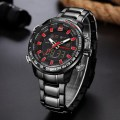 Men Watches Top Brand Luxury Famous Wristwatch Round Dial Quartz Wrist Watch