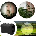 6x22mm Multifunction Laser Range Finder Telescope 600m Hunting Golf Distance