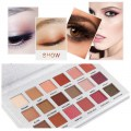 18 Colors Eye Shadow Long Lasting Matte Diamond Glitter Eyeshadow Palette