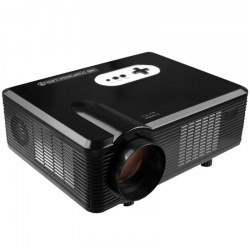 CL720 LCD Projector 3000 Lumens 1280 x 800 Pixels with Analog TV Interface for Home Entertainment