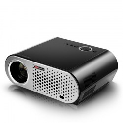 ViViBRiGHt GP90 Video Projector Home Theater 3200 Lumens 1280 x 800 Support 1080P