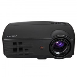 POWERFUL SV - 328LH Home Theater LCD Projector 3000LM 1280 x 800 Pixels FHD 1080P Media Player