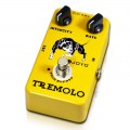 JF-09 Tremolo Guitar Effects Pedal Analog Stompbox Intensity True Bypass