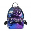 Fashion Women Backpack Shoulder Bag Full Sequins All-match Style Backpack