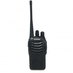2pcs BAOFENG BF-888S Walkie Talkie with High Brightness Flashlight