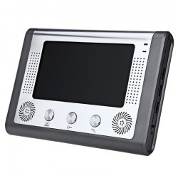 SY801M11 7 Inches TFT Screen Hands Free Video Interphone Doorbell Intercom