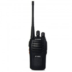 BAOFENG BF-666S UHF Walkie Talkie 16-Channel Transceiver Interphone