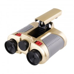 4 x 30mm Night Vision Telescope Dual Scope Surveillance Binoculars Pop-up Light