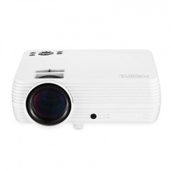 Powerful X5 LCD 4.0 inch HD LED Home Projector Support 1080P