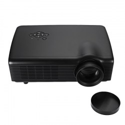 Co680 LCD Projector 2000 Lumens 800 x 600 Pixels for Home Office Education
