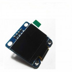 0.96 Inch Blue I2c IIC Serial 128x64 Oled LCD LED Display Module for Arduino