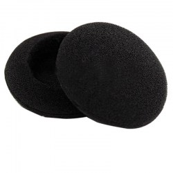 10pcs DIY 18mm Breathable Sponge Earmuffs for Earphones