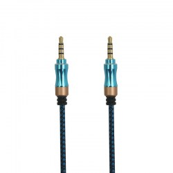 1Meter / 1.5 Meter 3.5mm Male to Male AUX Stereo Audio Cable