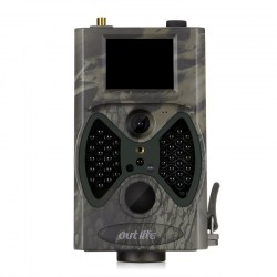 HC - 300M Digital Trail Camera 12 MP 1080P 40pcs Infra LEDs 940nm Night Vision