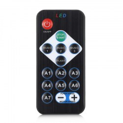 15 Keys Remote Controller for RGB LED Stage Light