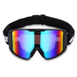 GUB S8000 Outdoor Ski Goggles Double-layer Lens TPU Frame Anti-fog Eyeglasses