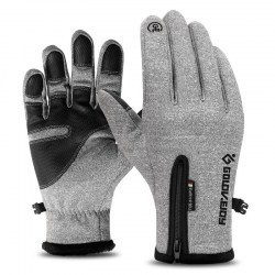 Outdoor Men and Women Windproof Warm Riding Sports Ski Gloves