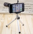 8 X Zoom Optical Telescope Camera Lens For iPhone 4 NEW