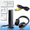 MP4 PC TV CD MP3 5 in 1 Wireless Headphone Earphone