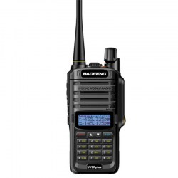 Baofeng UV-9R Plus Waterproof Walkie Talkie 8W Powerful Two Way Radio Dual Band