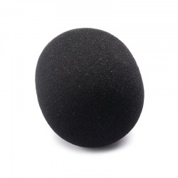 Thicken Microphone Foam Mic Cover Soft Sponge Cap 3.6cm