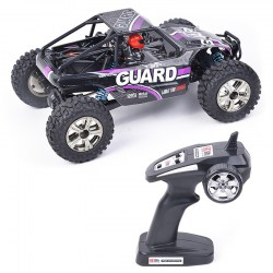 SUBOTECH BG - 1520 Goddess Rear Straight Off - road Vehicle 1:14 Full Ratio 2.4GHz Four - wheel Drive High-speed Model Car