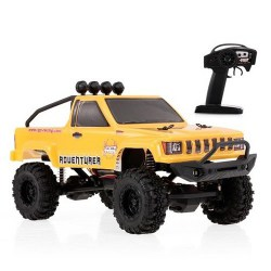 RGT 136240 1/24 2CH Climbing Off-road Truck RTR 15km/h Maximum Speed / High Power Motor