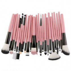 Multifunctional High Quality Fiber Makeup Brushes 25pcs / Set