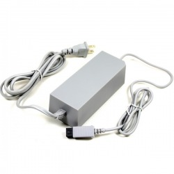 Nintendo Wii US Plug AC Power Adapter Wall Charger