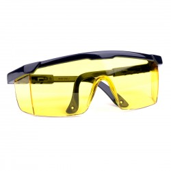 - Anti Laser Safety Glasses Eye Protection yellow Lens