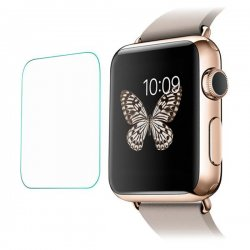 0.26mm Ultra Thin 2.5D 9H Tempered Glass For Apple Watch iWatch 42mm Protective Glass Film