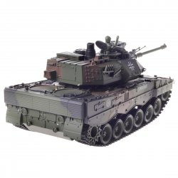Remote Control Tank Model Children Toy Army Green