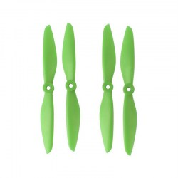 10 Pairs 6040 CW CCW Propellers Props For RC Quadcopter Multi-Copter Green