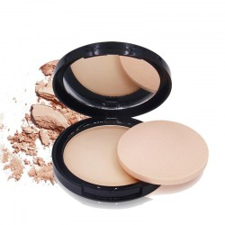 Makeup Foundations Powder Waterproof Oil-Control Face Concealer Pressed Powder